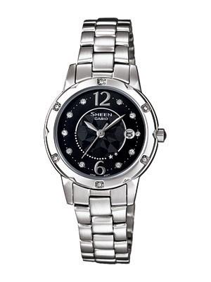CASIO SHEEN SHE 4021D-1A - Dámské náramkové hodinky a6eff3a4f11