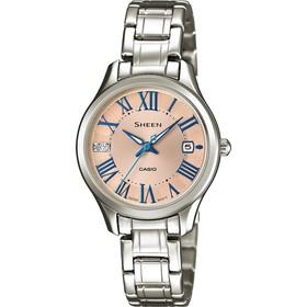 CASIO SHEEN SHE 4050D-9A - Dámské náramkové hodinky 9d0a364bd53