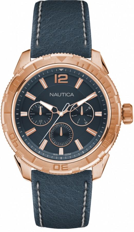 76db4b55a96 NAUTICA NAPSTL003 - Pánské náramkové hodinky