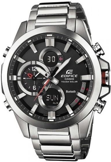 68967365dc8 CASIO ECB 500D-1A - Pánské náramkové hodinky